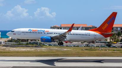 C-GFEH - Sunwing Airlines Boeing 737-800