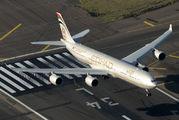 A6-EHL - Etihad Airways Airbus A340-600 aircraft