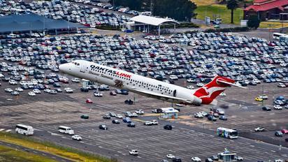 VH-YQW - QantasLink Boeing 717