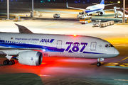 JA807A - ANA - All Nippon Airways Boeing 787-8 Dreamliner aircraft