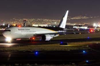 N334UP - UPS - United Parcel Service Boeing 767-300F