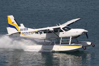 A6-SEB - Seawings Cessna 208 Caravan