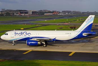VT-IEC - IndiGo Airbus A320