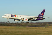 N915FD - FedEx Federal Express Boeing 757-200F aircraft