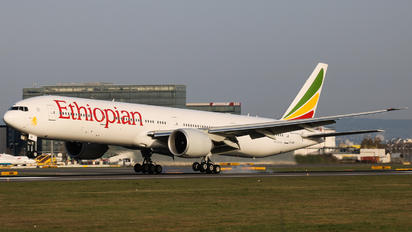 ET-ASK - Ethiopian Airlines Boeing 777-300ER