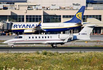 M-ABEU - Ryanair Learjet 45