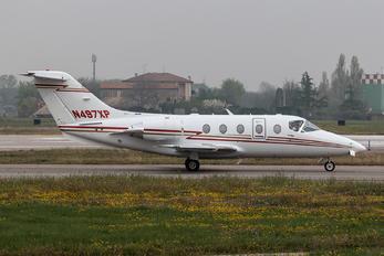 N497XP - Private Beechcraft 400XP Beechjet