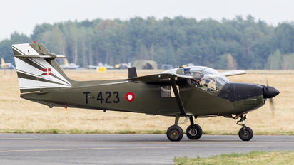 T-423 - Denmark - Air Force SAAB MFI T-17 Supporter