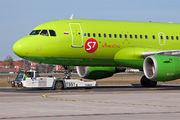 VP-BTQ - S7 Airlines Airbus A319 aircraft