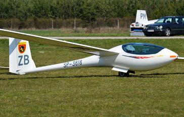 SP-3818 - Private Schleicher ASG-29 E