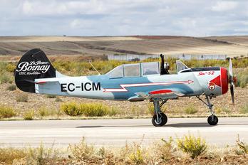 "EC-ICM - Asociación Deportiva ""Jacob 52"" Yakovlev Yak-52"
