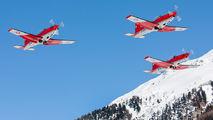 A-937 - Switzerland - Air Force: PC-7 Team Pilatus PC-7 I & II aircraft