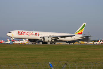 ET-ASK - Ethiopian Airlines Boeing 777-300ER
