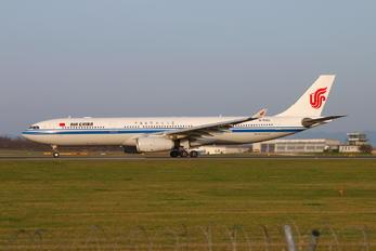 B-5912 - Air China Airbus A330-300