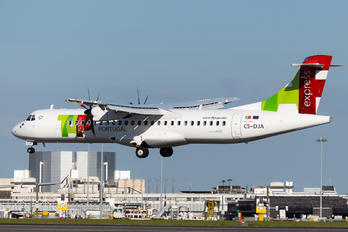 CS-DJA - TAP Express ATR 72 (all models)