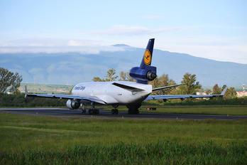 D-ALCH - Lufthansa Cargo McDonnell Douglas MD-11F