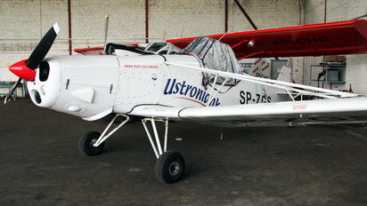 SP-ZGS - Private Piper PA-25 Pawnee