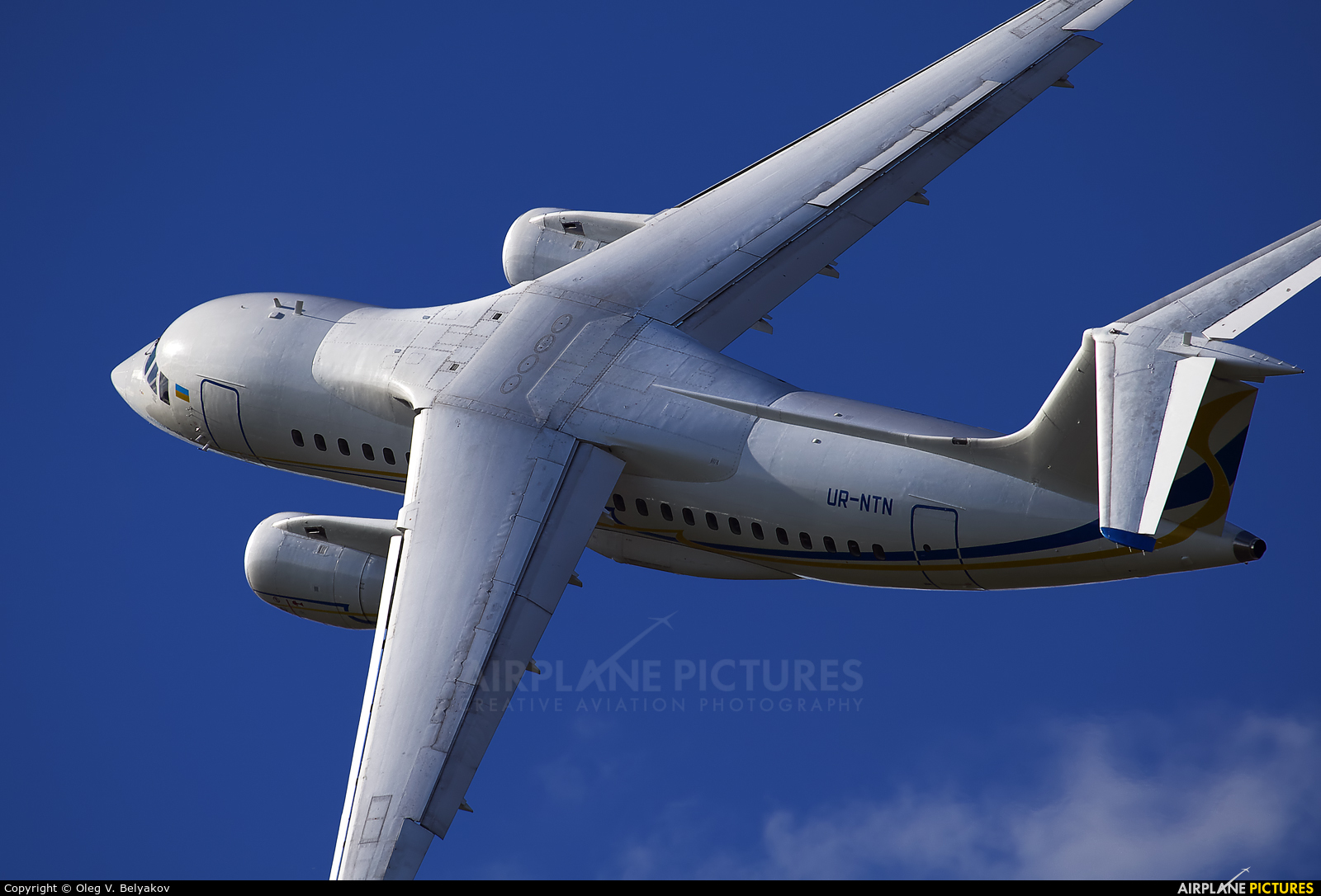 Antonov Airlines /  Design Bureau UR-NTN aircraft at Kyiv - Gostomel
