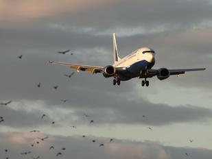 EI-DNM - Transaero Airlines Boeing 737-400