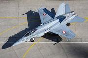 J-5001 - Switzerland - Air Force McDonnell Douglas F/A-18C Hornet aircraft