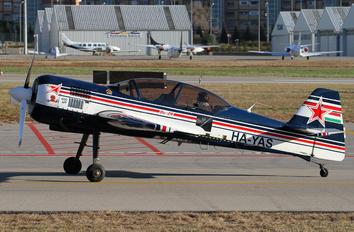 HA-YAS - Private Sukhoi Su-29