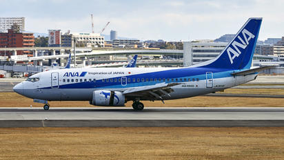 JA303K - ANA Wings Boeing 737-500