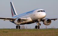 F-GRHT - Air France Airbus A319 aircraft