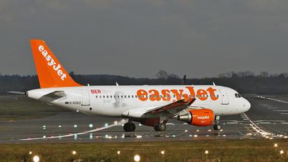 G-EZEZ - easyJet Airbus A319