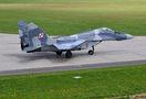 Poland - Air Force Mikoyan-Gurevich MiG-29A 111 at Mińsk Mazowiecki airport