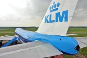 PH-BUK - KLM Boeing 747-200 aircraft