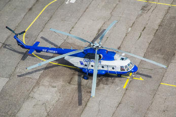 RF-28981 - Russia - Police Mil Mi-8AMT