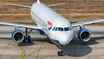 G-EUXH - British Airways Airbus A321 aircraft