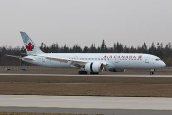 C-FGDT - Air Canada Boeing 787-9 Dreamliner