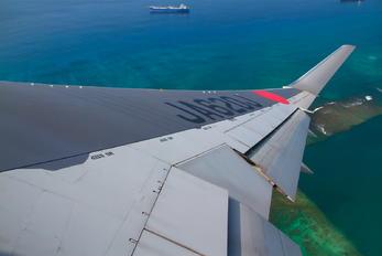 JA620J - JAL - Japan Airlines Boeing 767-300ER