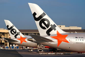 VH-VKL - Jetstar Airways Boeing 787-8 Dreamliner