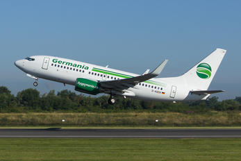 D-AGEN - Germania Boeing 737-700