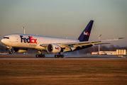 N886FD - FedEx Federal Express Boeing 777F aircraft