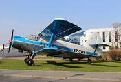 SP-TWF - Polish Air Navigation Services Agency - PAZP Antonov An-2 aircraft