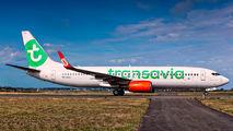PH-GGX - Transavia Boeing 737-800 aircraft