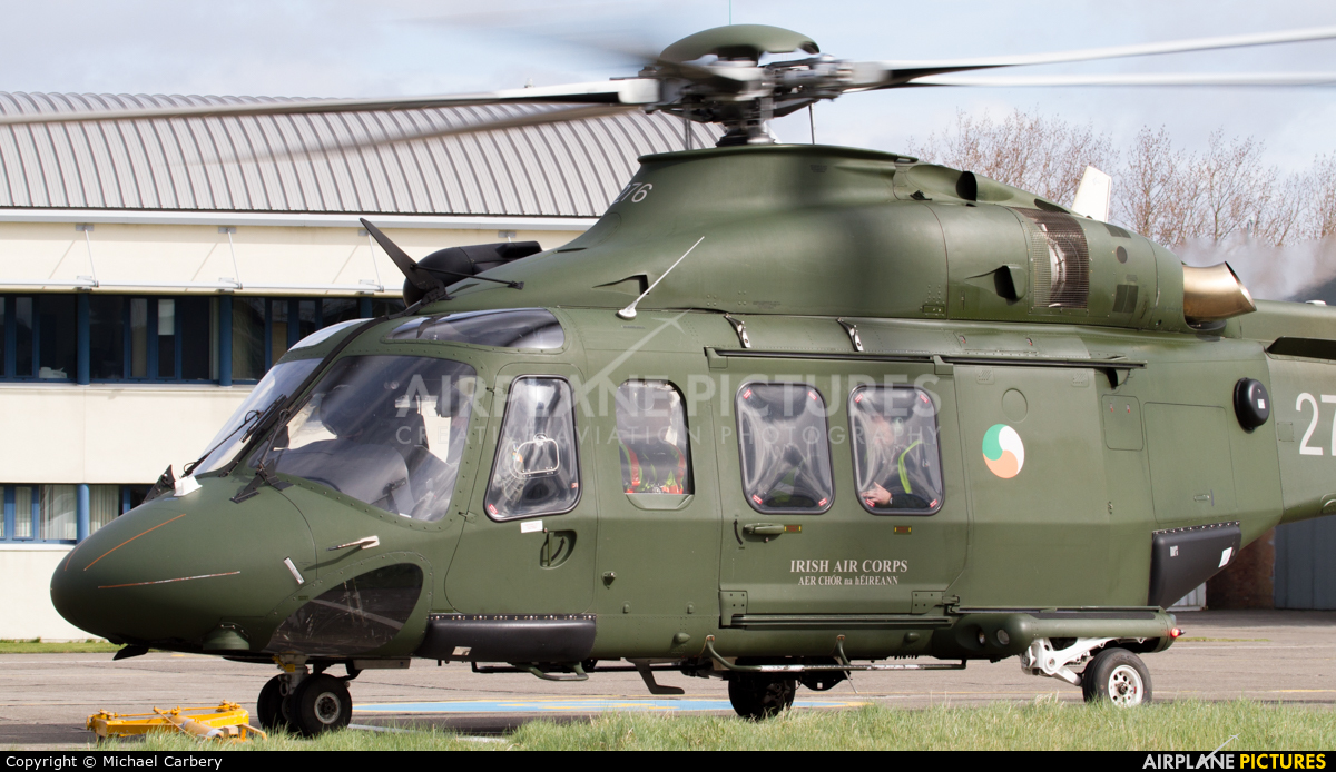 Ireland - Air Corps 276 aircraft at Casement / Baldonnel