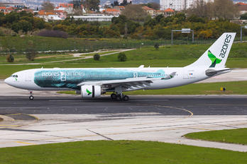 CS-TRY - Azores Airlines Airbus A330-200