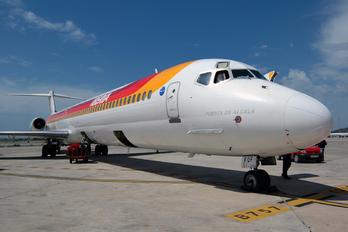 EC-FOF - Iberia McDonnell Douglas MD-88