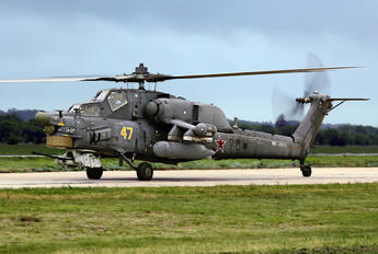 47 - Russia - Air Force Mil Mi-28