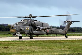 47 - Russia - Air Force Mil Mi-28