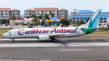 9Y-BGI - Caribbean Airlines  Boeing 737-800 aircraft