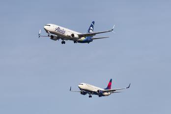 N434AS - Alaska Airlines Boeing 737-900