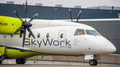 HB-AEO - Sky Work Airlines Dornier Do.328