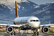 G-ZBAL - Monarch Airlines Airbus A321 aircraft