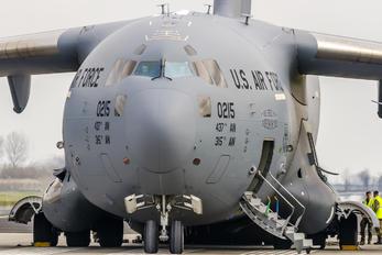 10-0215 - USA - Air Force Boeing C-17A Globemaster III