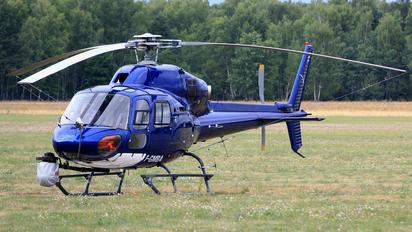 F-GMBA - Hélicoptères de France (HDF) Aerospatiale AS355 Ecureuil 2 / Twin Squirrel 2